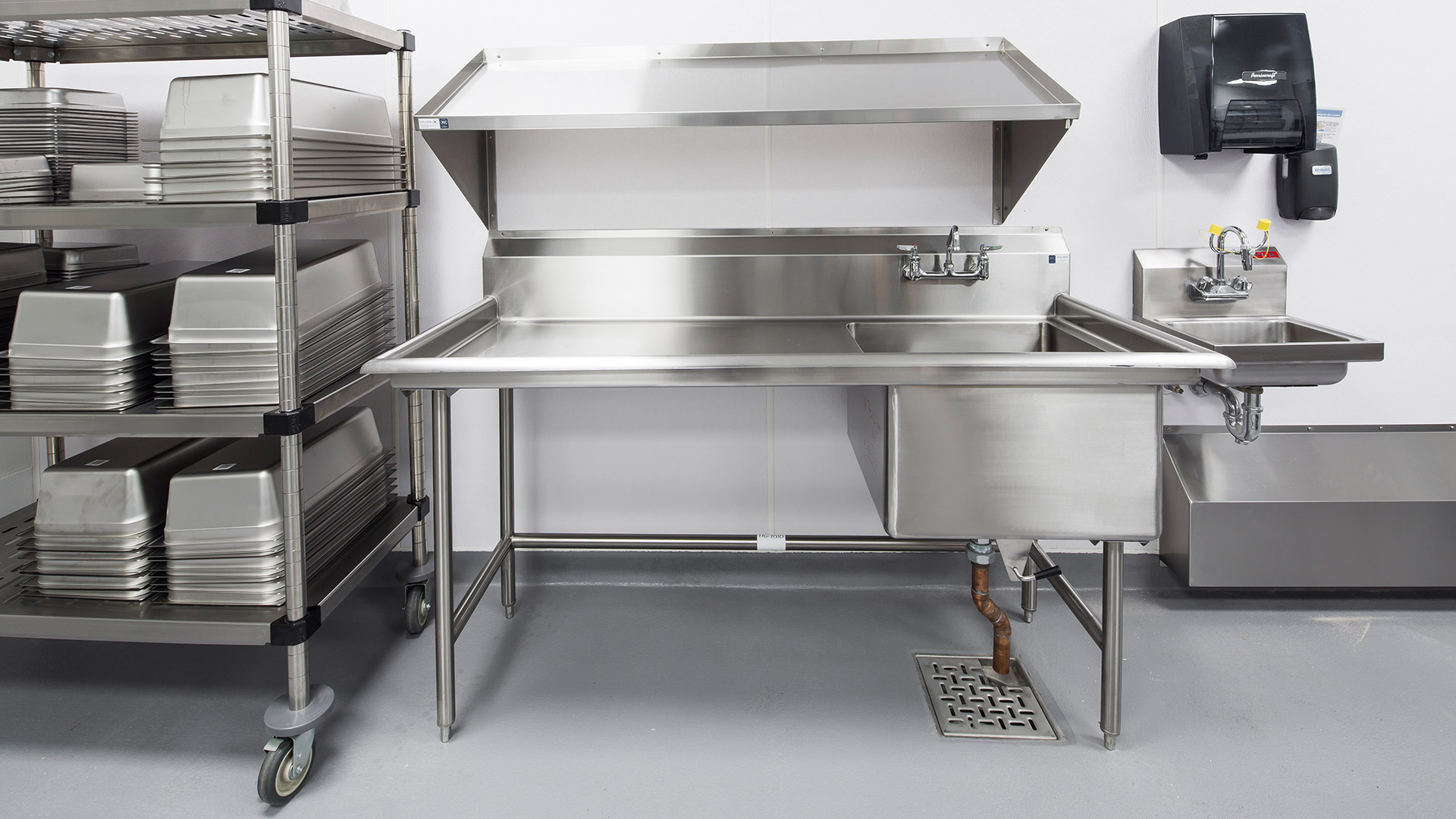 Commercial Kitchens Fabrication And Food Equipment Supply