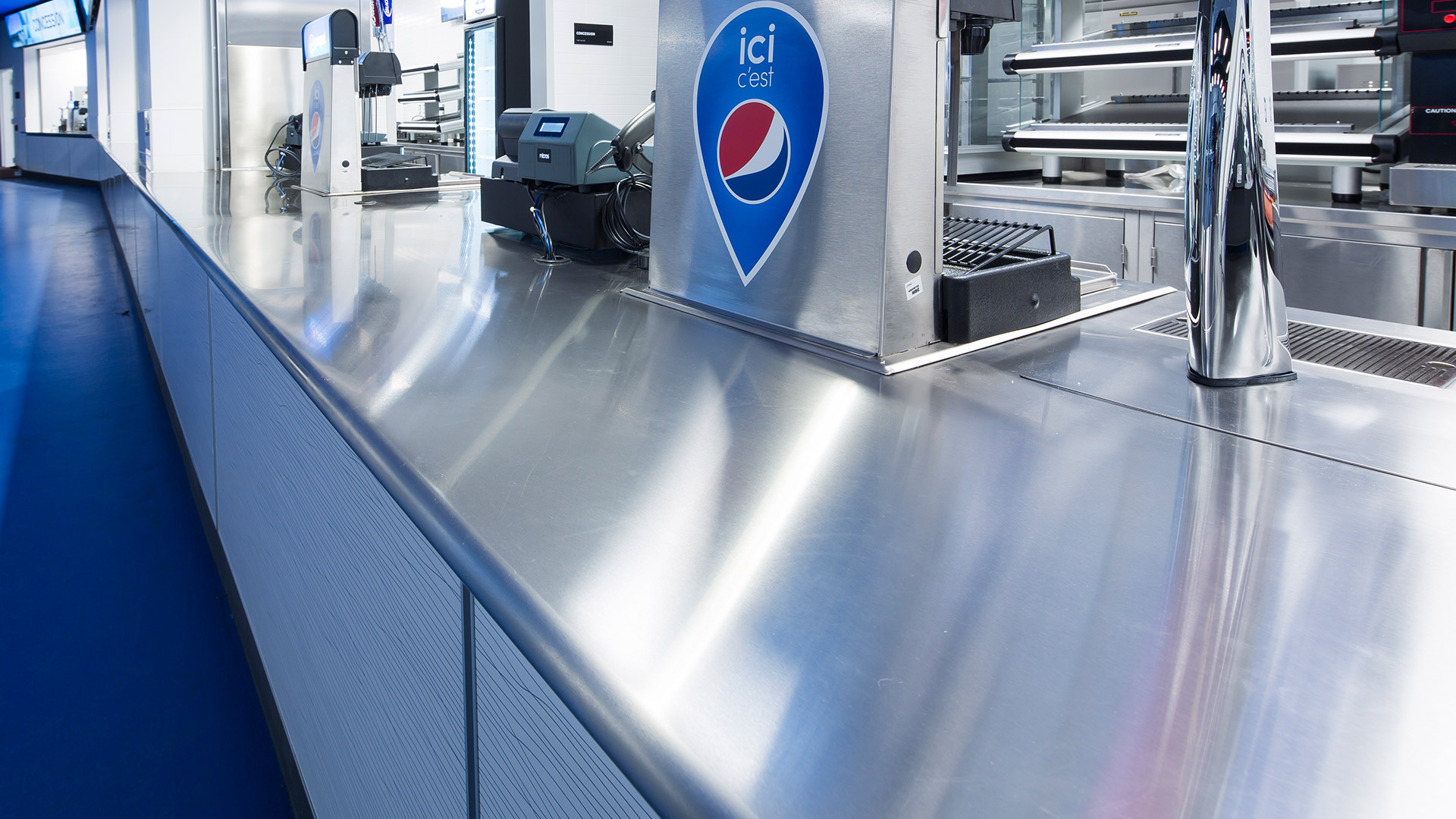 Commercial kitchens fabrication and food equipment supply - Julien Inc.