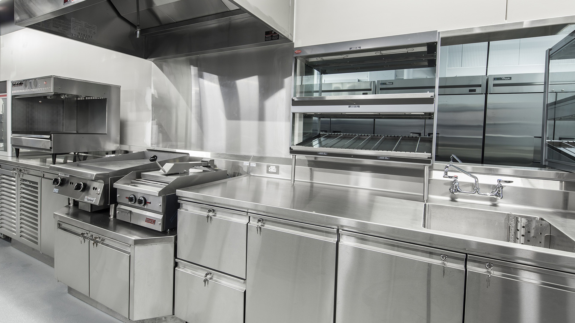 Commercial kitchens fabrication and food equipment supply   Julien ...